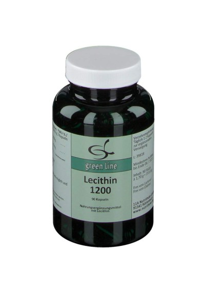 LECITHIN 1200 GREEN LINE 120 шт