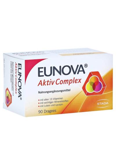 EUNOVA AKTIV COMPLEX 90 шт