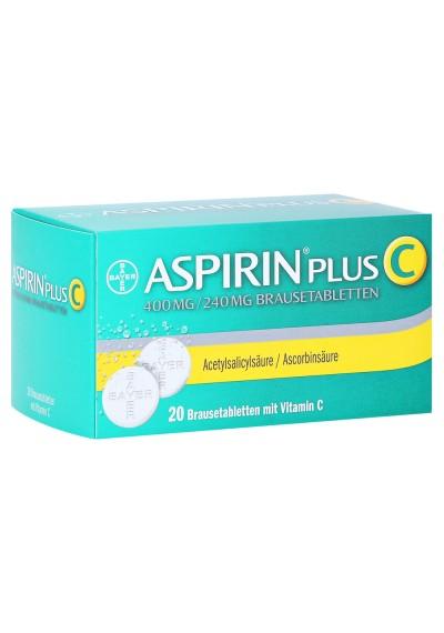 ASPIRIN C 20 шт